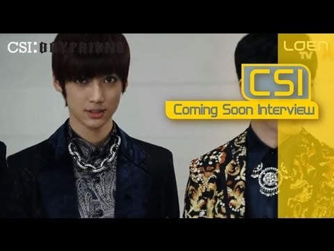 CSI: BOYFRIEND(보이프렌드), *English subtitles are available. (Please click on 'CC' button or activate 'Interactive Transcript' function) :: iTunes DL : https://itunes.apple.com/us/albu...