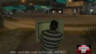 GTA San Andreas: Una Noche De Miedo Con CJ (Especial De