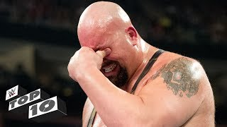 Crying Superstars: WWE Top 10