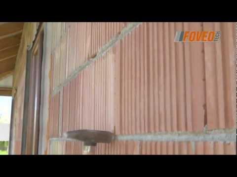 Foveo Tech - ocieplanie budynku, przygotowanie podłoża