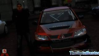GTA 4 Mitsubishi Lancer EVO VIII APR Of (The Fast And