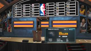 2k14 My Career How I Got Number # 1 Draft And Where I