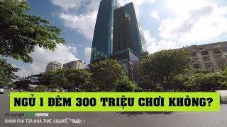 Khám phá tòa nhà Time Square Sài Gòn, Nguyễn Huệ, Bến Nghé, Quận 1 - Land Go Now ✔