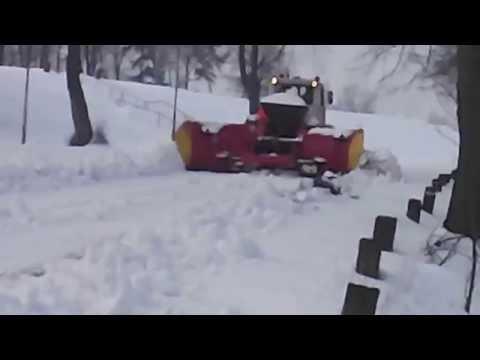 Kirowiec zima 2013 Otmuchów
