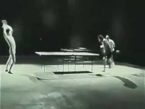 Bruce Lee- Ping Pong