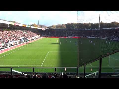 NEC - AJAX 10-11-2013 ( 0 - 3 ) : GOAL Siem de Jong (0-1)