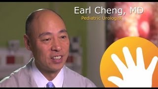 Meet Dr. Earl Cheng, Pediatric Urologist at Lurie Children's view on youtube.com tube online.