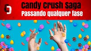 """Como Passar Qualquer Fase Do Jogo """"Candy Crush Saga"""""""