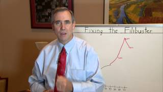 Merkley White Board: It's time to Reform the Senate with a Talking Filibuster