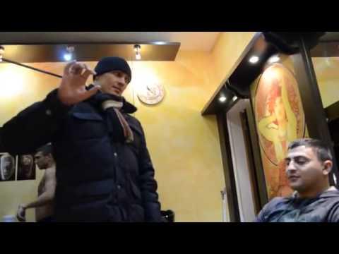 Василий Ломаченко нанес на тело новую татуировку