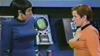 Carol Burnett Show: StarTrek TOS Parody