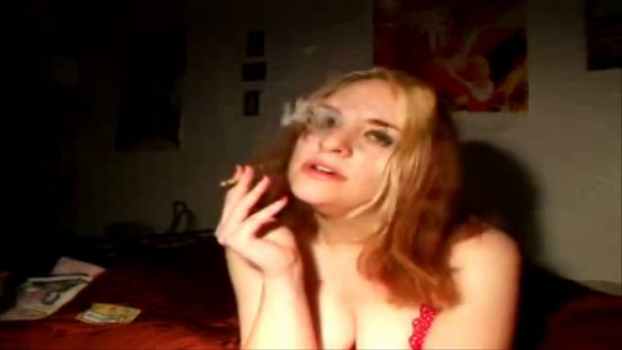 redhead girls smoking youtube videos