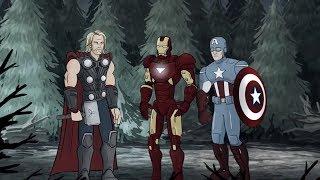 Ako malo skončiť Avengers