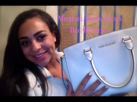 Michael Kors Selma Handbag Review