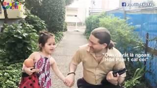 Em kể chuyện đi bưu điện với Papi - LyLy 3 tuổi 6 tháng