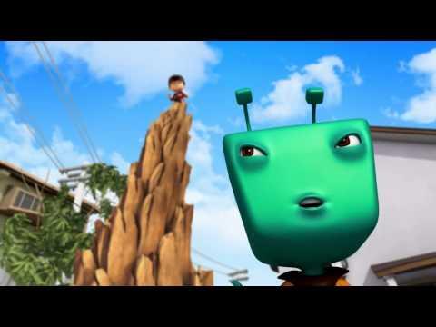 Boboiboy Vs Borara 3GP Mp4 HD Video Download –