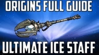 Black Ops 2 Zombies Origins How To Build The ULTIMATE Ice