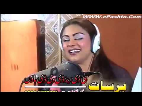 Asma lata and irfan new song 2014   Sharabi   Pashto new song 2014