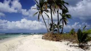 On an uninhabited island in paradise 2, Kuna Yala, Panama view on youtube.com tube online.