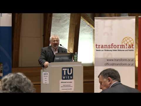 Joan Barata Mir, Helmut Scholz / Freedom of Information Under Pressure Conference 2014