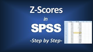 Z Scores In SPSS: How To Calculate And Interpret Z Scores