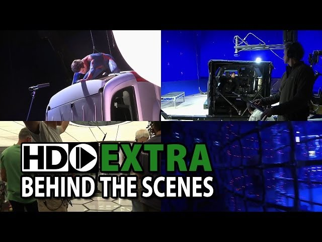 The Amazing Spider-Man (2012) Making of & Behind the Scenes (Part3/6)