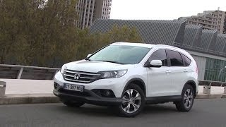 Essai Honda CR-V 1.6 I-DTEC Executive 2013