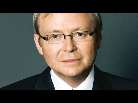 Kevin Rudd: Learning Chinese Is a 'Doorway to Understanding'