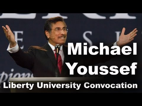 Michael Youssef - Liberty University Convocation