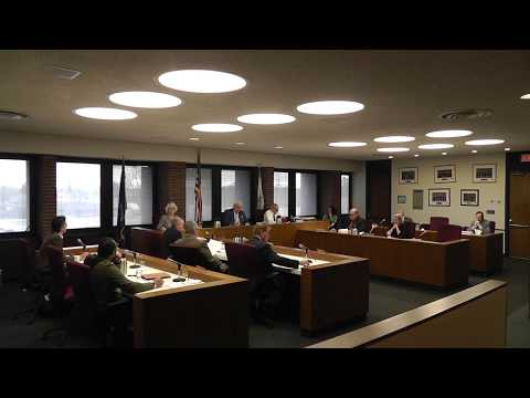 Clinton County Legislature 3-11-20