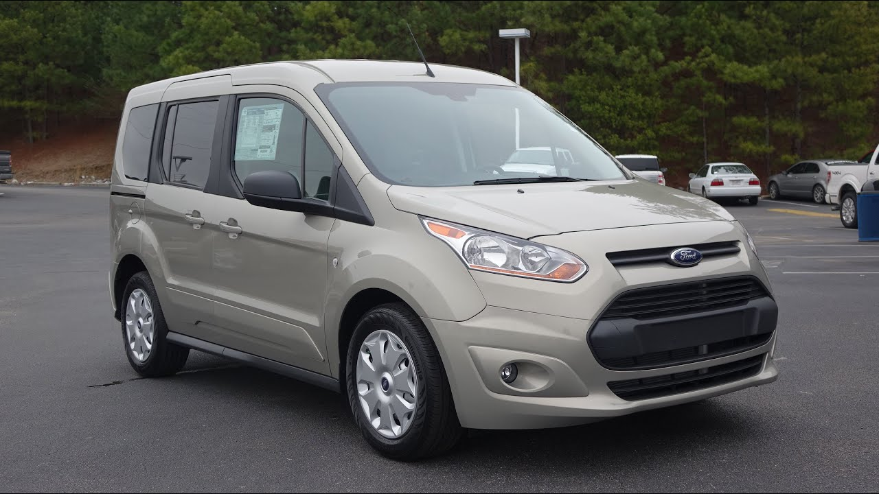 2014 ford transit connect what 39 s new review test drive and walkaround youtube. Black Bedroom Furniture Sets. Home Design Ideas
