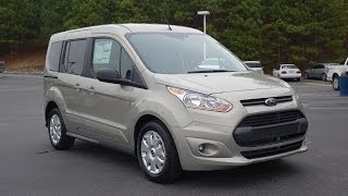2014 Ford Transit Connect What's New? Review Test Drive