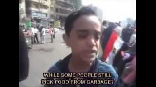 [Ali Ahmed  the 12 Year Old Boy who Put Egypts Muslim Brother...] Video