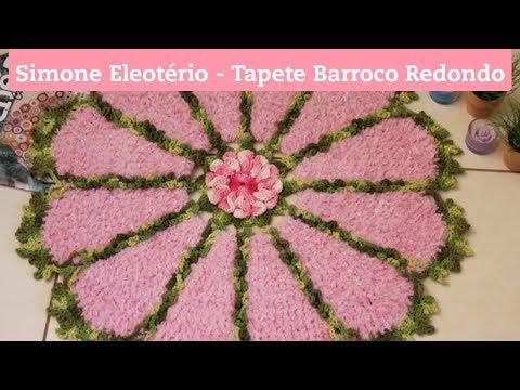 Tapete Barroco Redondo