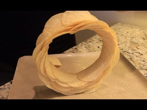 Pringle Ring Stack