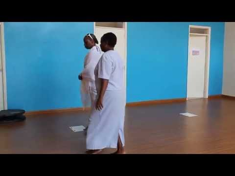 1/ Wanny Angerer Music & Dance Therapy at the Faraja Cancer support Trust Nairobi Kenya.