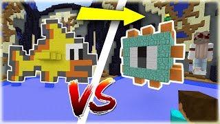 Làm Thế Nào Để Xây Con Cá Trong Minecraft