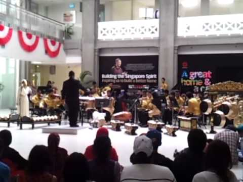 Balada Selawat - Singapore youth malay orchestra