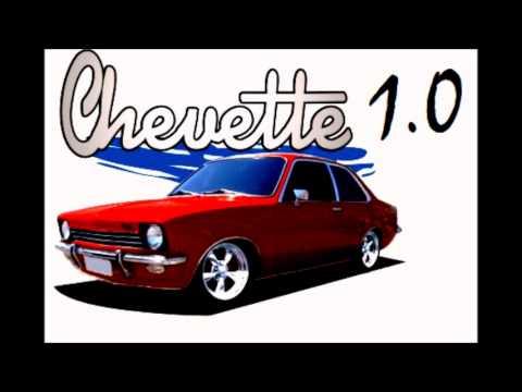 Patu - Chevette 1.0 - Resposta Camaro Amarelo