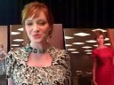 &quot;Mad Men&quot; co-star Christina Hendricks talks to Tele-buddy