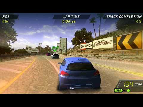 Need For Speed Psp