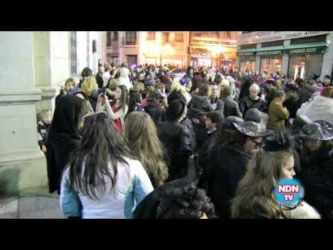 Entierro de la sardina - Carnaval de Pozoblanco 2012