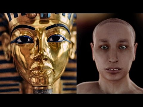 How King Tut Really Looked Revealed – New Virtual Autopsy
