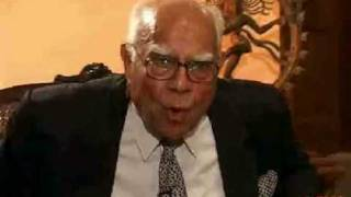 "Ram Jethmalani slams shameless IBNLive as ""Bullshit"""