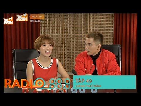 Radio 88.8    Tập 49: Đón tết cùng Diễm Mi và Ngô Kiến Huy