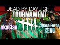 Festive by Daylight Tournament 1 akaClan vs Space Force Zero