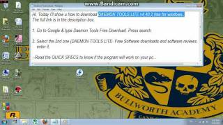 How To Download Daemon Tools Free