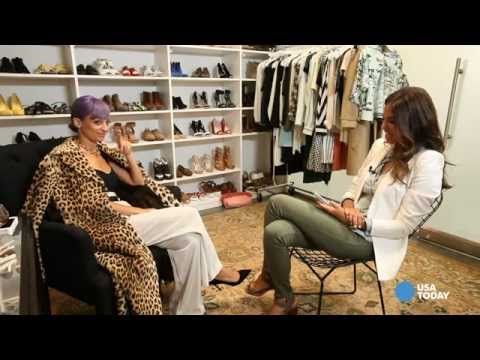 Find out who Nicole Richie has a girl crush on