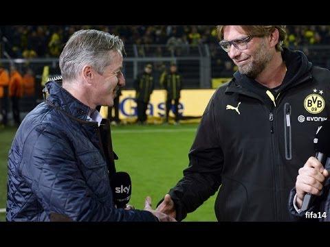 Borussia Dortmund - FC Schalke 04 0-0 | Buli 27. Spieltag | 25.03.2014 | Fifa