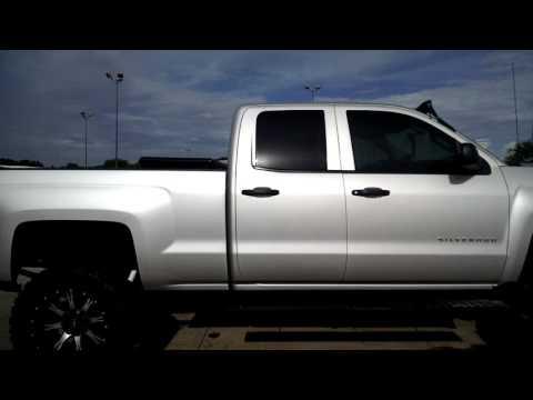 Lifted 2014 Silverado 1500 v6 custom